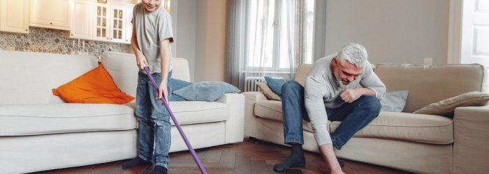 Vedligehodlelse af dit gulv